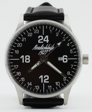 Nordschleife 1927 POLE POSITION 24 hour watch black