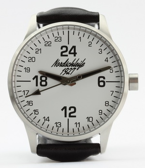 Nordschleife® 1927 SPEEDWHITE EDITION 24 hour watch