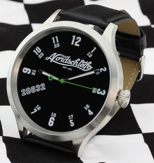 Nordschleife® 20832 SUPER PLUS 65 millimeter watch