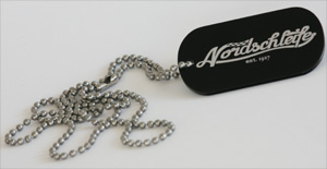 Nordschleife Dogtag