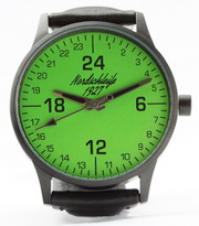 "Nordschleife ""GREEN HELL EDITION"" 24-hour watch 43 mm"