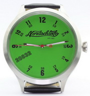 Nordschleife GREEN HELL EDITION Caliber 65 12-hour watch 65 mm
