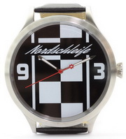 Nordschleife Chequered Flag Caliber 65 12-hour watch 65 mm
