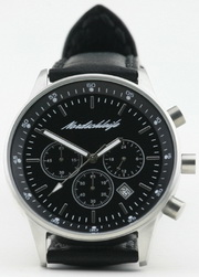 Nordschleife Chronograph stainless steel 43 mm