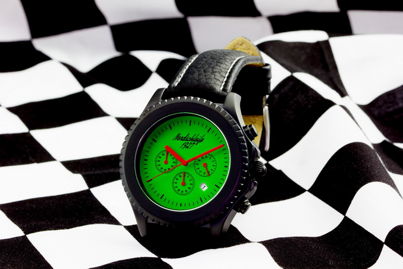 "Nordschleife® 1927 ""GREEN HELL EDITION"" XXL Chronograph"